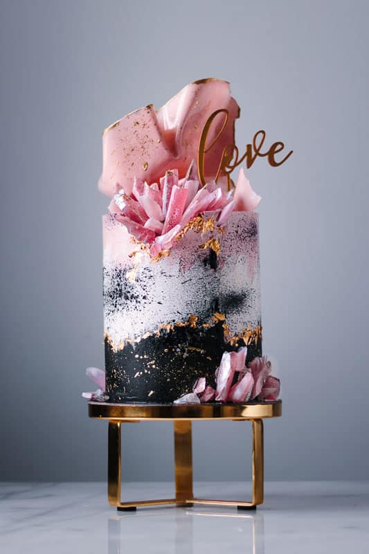 Cake design by Julian Angel - Historias del Ciervo